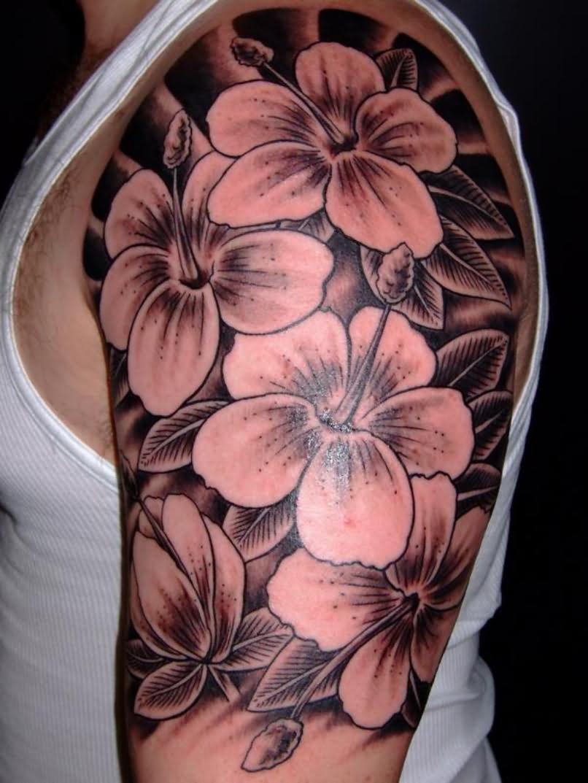 Beautiful flower tattoos black and white flowers healthy similiar white flower tattoo keywords mightylinksfo
