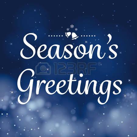 25 Beautiful Season's Greeting Cards Images